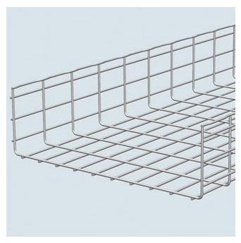 Wire Mesh cable trays - Volta Power Source